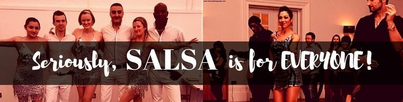 Salsa Dancing – A Great Undertaking