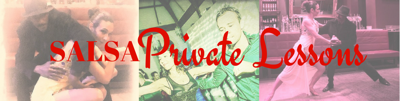 Taking Private Salsa Lessons in London