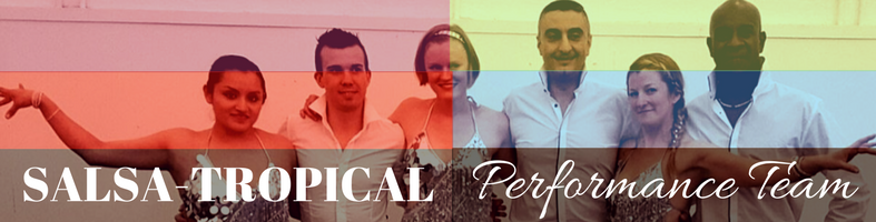 Why Join Our London Salsa Performance Team?