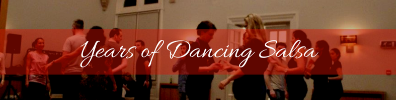 Why Train in Salsa Dancing? Why Learn Steps and Train for Years?