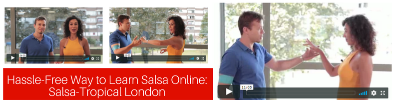 Hassle-Free Way to Learn Salsa Online: Salsa-Tropical London